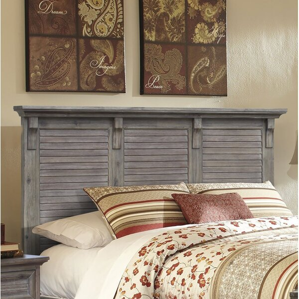 Lowenstein Panel Headboard by Rosecliff Heights