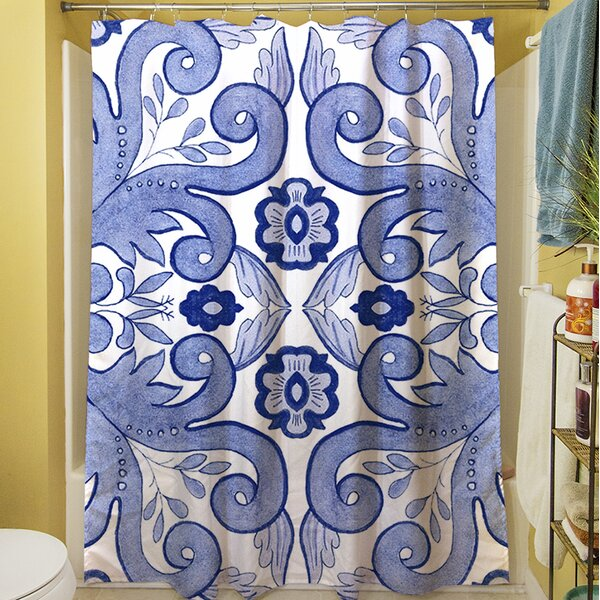 Atherstone IV Shower Curtain by Red Barrel Studio