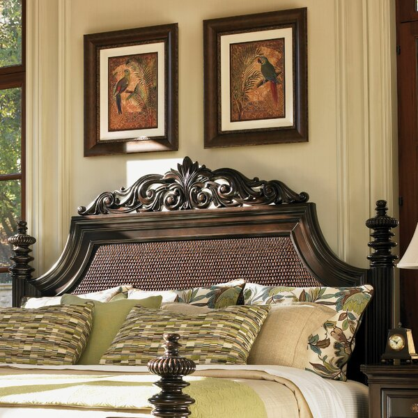 Royal Kahala Panel Headboard by Tommy Bahama Home