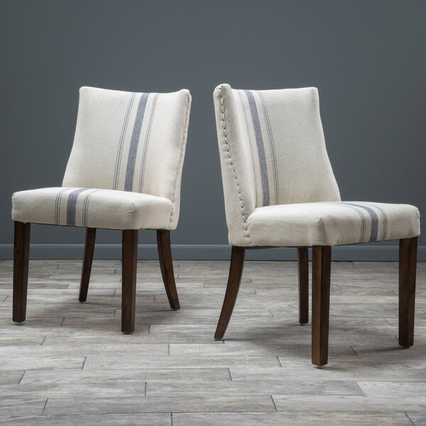 Fresh Steves Dining Chair (Set Of 2) By Gracie Oaks Discount