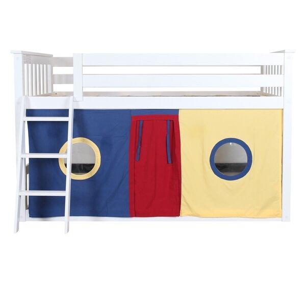 Fairhill Twin Low Loft Bed by Harriet Bee