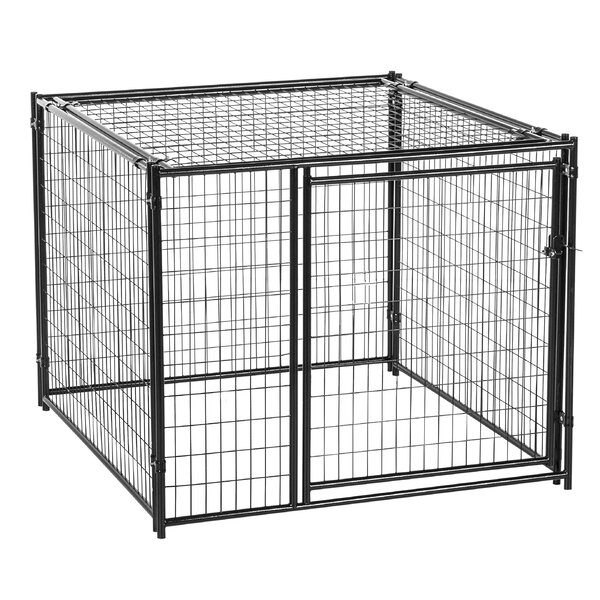 Dasheil Modular Yard Kennel with Predator Top by Tucker Murphy Pet