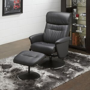Perry Manual Swivel Recliner b..