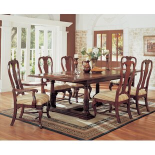 Monte Bianca 7 Piece Dining Set by Eastern Legends