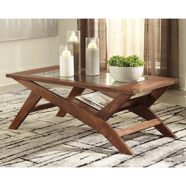Marland Coffee Table By Foundry Select
