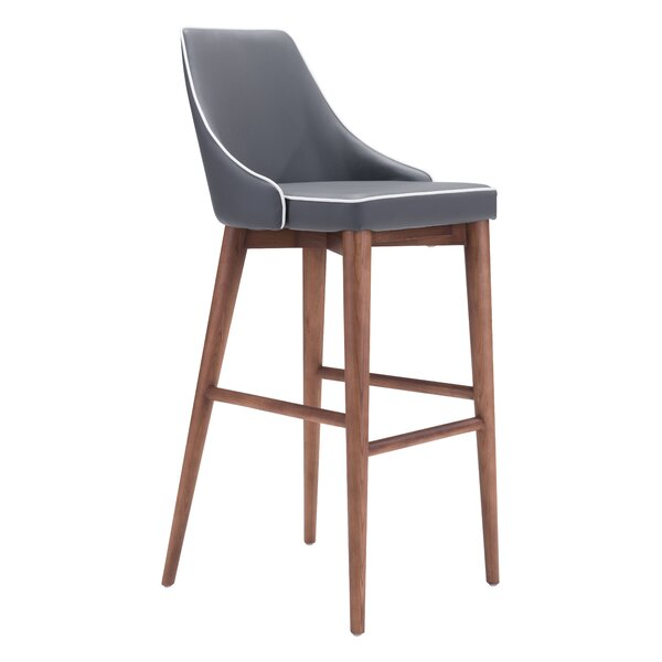 West Covina 29.9 Bar Stool by Corrigan Studio