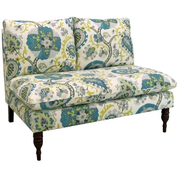 Get Valuable Ladbroke Loveseat by Skyline Furniture by Skyline Furniture