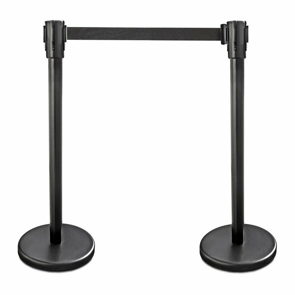 Crowd Control Stanchion (Set of 2) by New Star Food Service