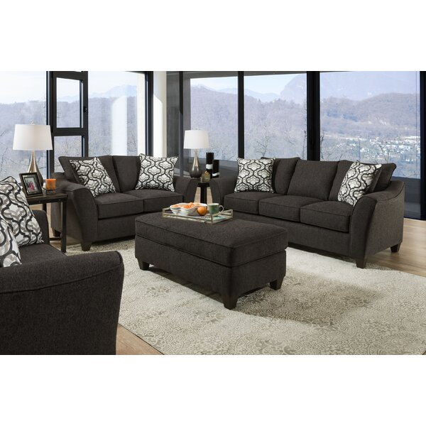 Tyne 4 Piece Living Room Set by Red Barrel Studio