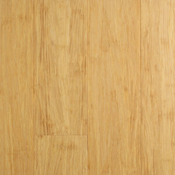 4-1/2 Solid Strandwoven Bamboo Flooring in Natural by Albero Valley