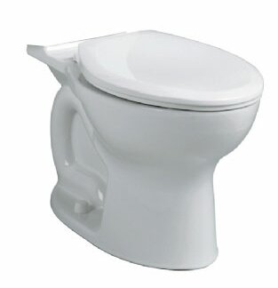 Cadet Elongated Toilet Bowl EverClean by American Standard