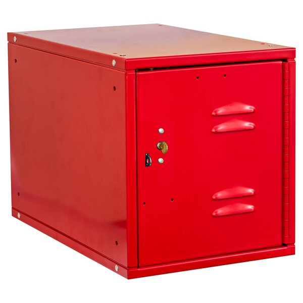 Cubix 1 Tier 1 Wide Kids Locker by Hallowell