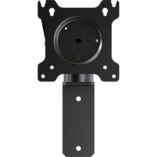 Short Pivot and Swivel Tilt Wall Mount for 10-30 Flat Panel Screens by Crimson AV