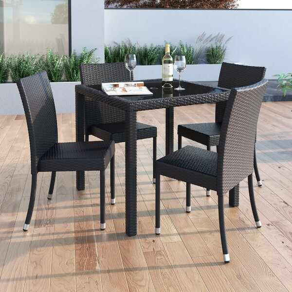 Abbingt Dining Table by Ebern Designs