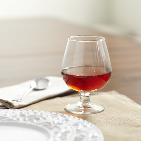 Classic Brandy Glasses (Set of 4) by Birch Lane™