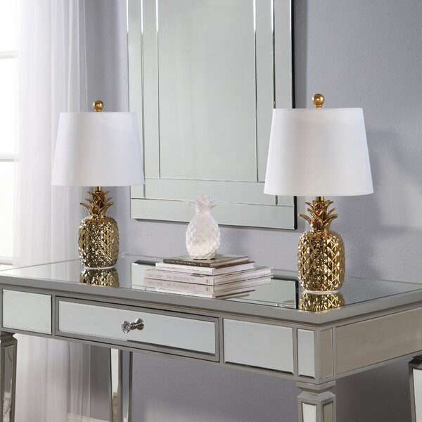 Stadler 19 Table Lamp (Set of 2) by Bay Isle Home