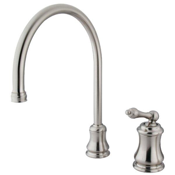 Victorian Single Handle Kitchen Faucet by Kingston Brass Kingston Brass