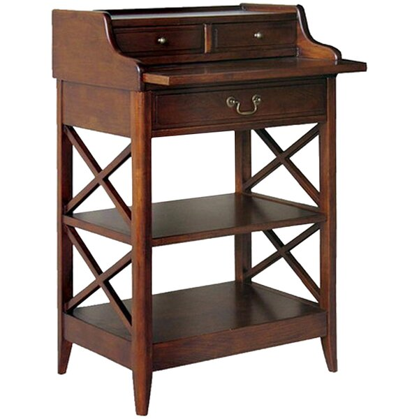 Clement Secretary Desk by Darby Home Co