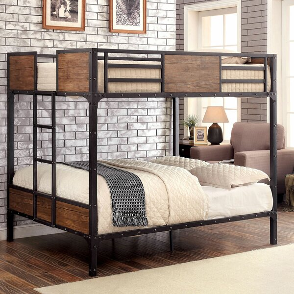 Fresno Bunk Bed by Harriet Bee