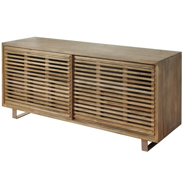 Hector Solid Wood TV Stand For TVs Up To 70