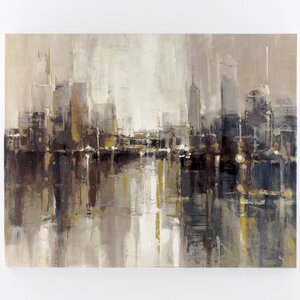 Graphic Art Print on Wrapped Canvas by Brayden Studio