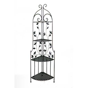 Look for Robards Leaf Stainless Steel Baker's Rack Great price