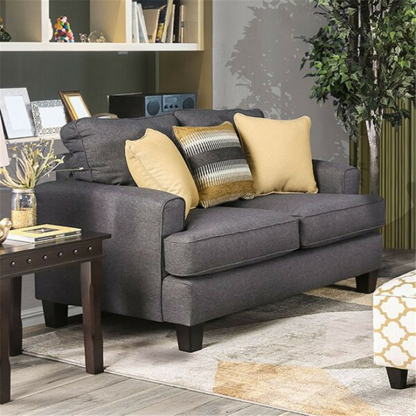 Best Reviews Of Dellbrook Standard Loveseat by Red Barrel Studio by Red Barrel Studio
