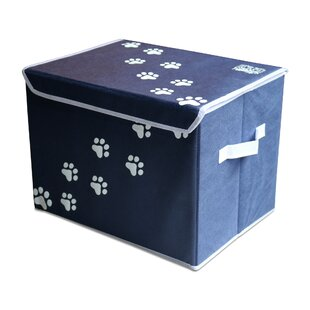 Inexpensive Collapsible Pet Toys Fabric Cube or Bin ByTucker Murphy Pet