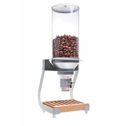 456.49 Oz. Single Canister Cylinder Cereal Dispenser by Cal-Mil