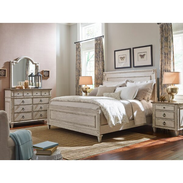 Bailes Panel Bed by Ophelia & Co. Ophelia & Co.