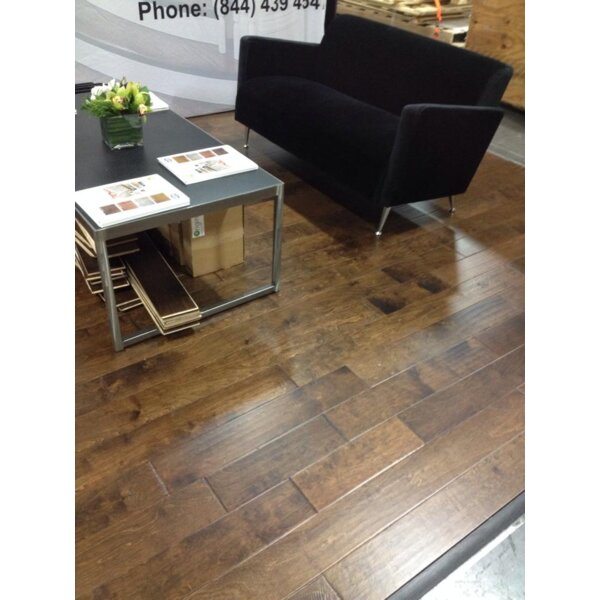 Modern Home 5 Engineered Birch Hardwood Flooring in Java by Albero Valley