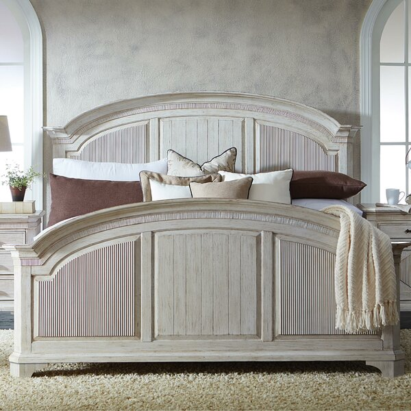 Jonquille Panel Bed by Lark Manor