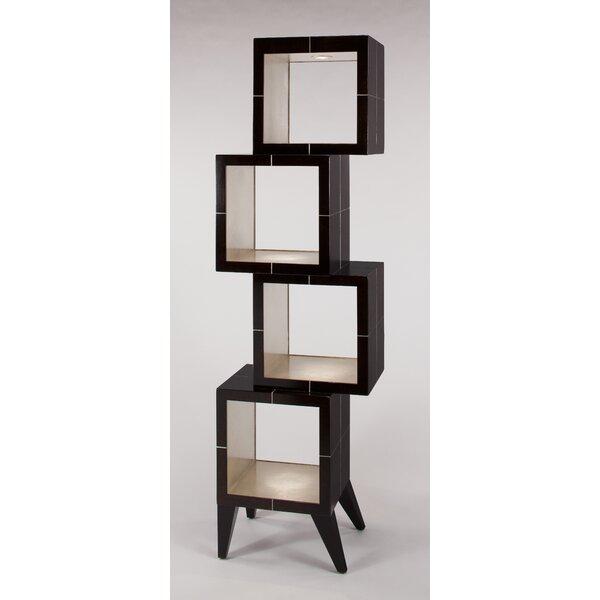 Geometric Bookcase By Artmax