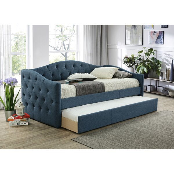 Montvale Twin Daybed with Trundle by Latitude Run Latitude Run