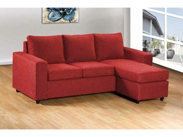 Right Hand Facing Sectional By Wildon Home®