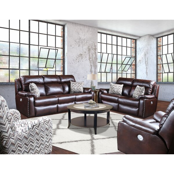 Ribbon Reclining 3 Piece Living Room Set by Southern Motion