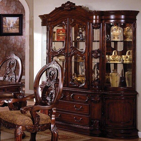 Chapin China Cabinet by Astoria Grand Astoria Grand