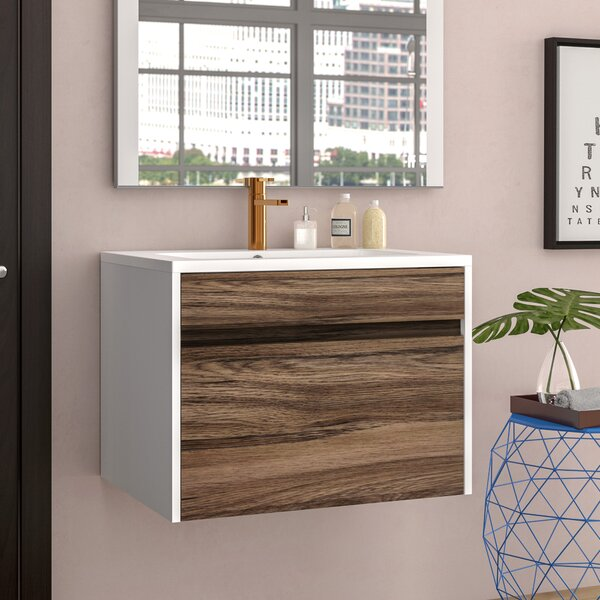 Frida 24 Single Bathroom Vanity by Ivy Bronx