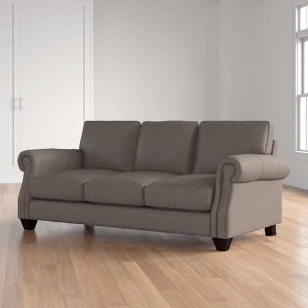 Review Whipton 84 Inches Rolled Arms Sofa