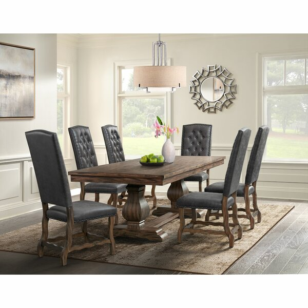 Gehring 7 Piece Dining Set By Alcott Hill