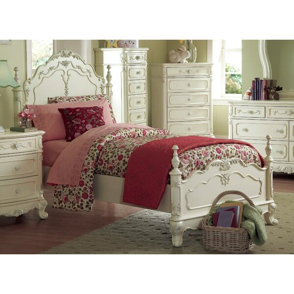 Mckittrick Classic Panel Bed by Alcott Hill