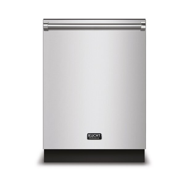 Professional 24 46 dBA Built-In Dishwasher by Kucht