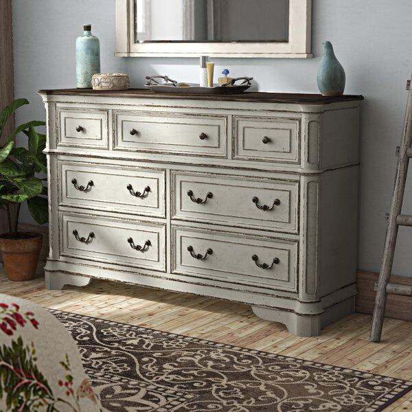 Treport 7 Drawer Dresser By One Allium Way