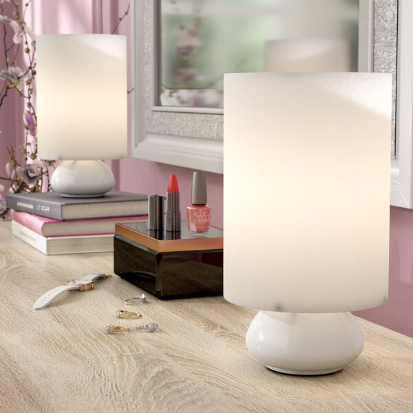 Iman 9 Table Lamp (Set of 2) by Ivy Bronx