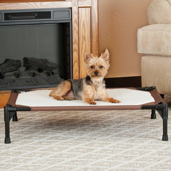 Self-Warming Pet Cot by K&H Manufacturing