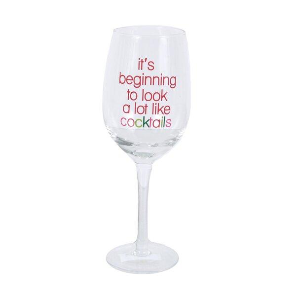 18 Oz. Wine Glass by DEI