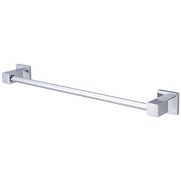 Mod Wall Mounted Towel Bar by Pioneer