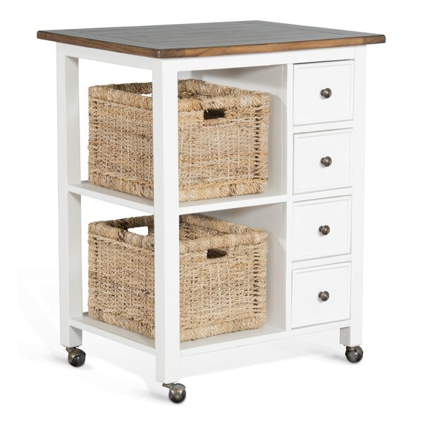 Hounsfield Kitchen Island by Gracie Oaks