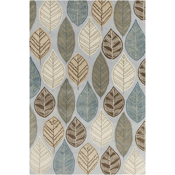 Inara Hand Tufted Wool Area Rug by Bungalow Rose