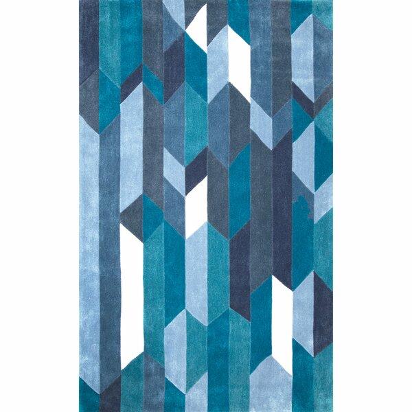 Lilyanna Blue Area Rug by Corrigan Studio